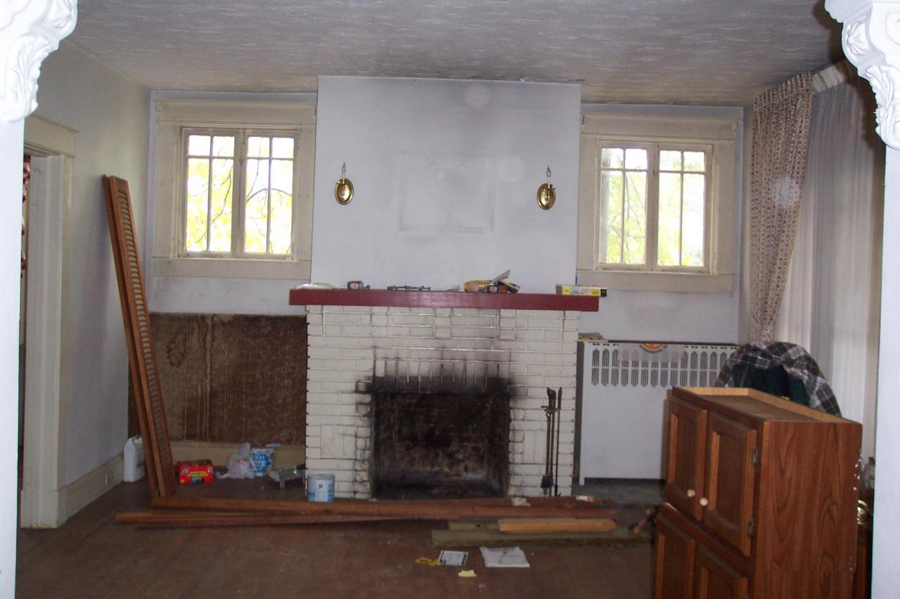 fireplace remodel before and after caurius fireplace remodel